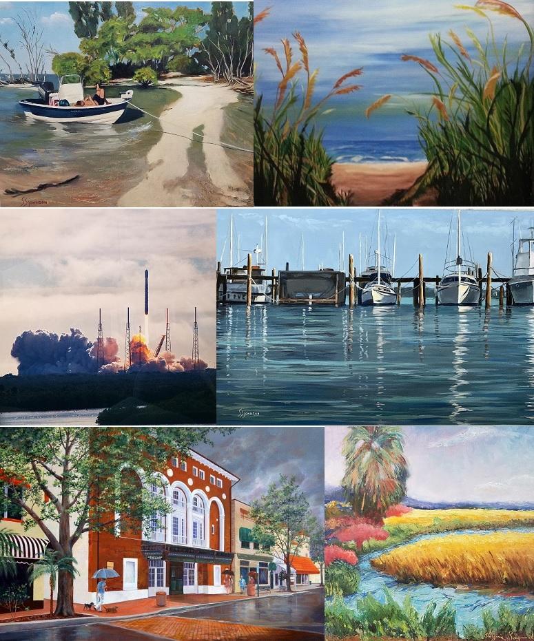 Representative Tyler Sirois Art in Public Places Exhibition