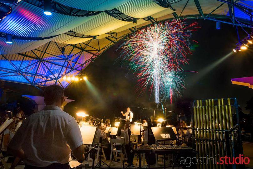 4th of July Celebration and Symphony Under the Stars with Brevard Symphony Orchestra