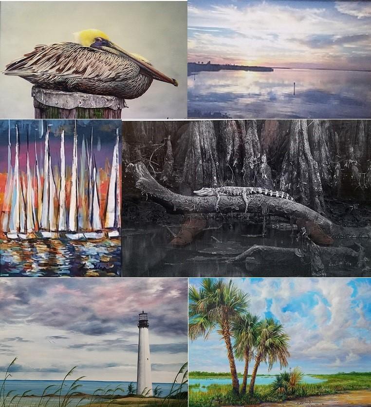 Titusville / Cocoa Airport Authority Art in Public Places Exhibition